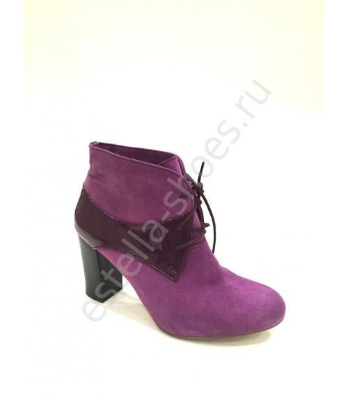 Ботильоны женские, Фабрика обуви Estella shoes, г. Москва