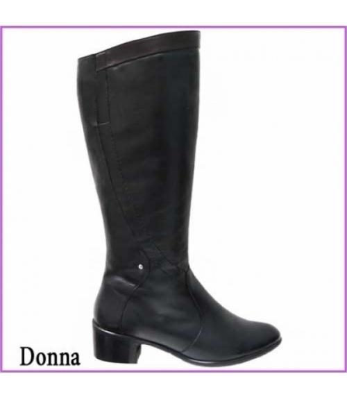 Сапоги женские Donna, Фабрика обуви TOTOlini, г. Балашов