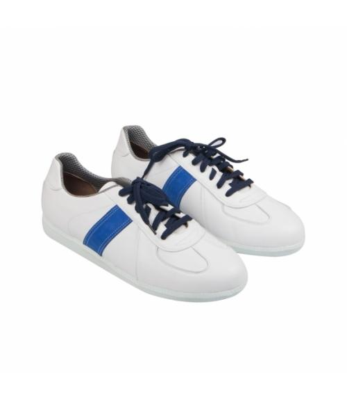 Кроссовки мужские белые, Фабрика обуви Меркурий, г. Санкт-Петербург