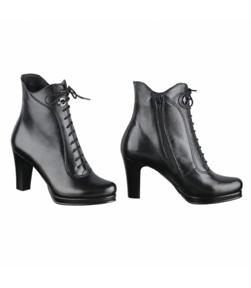 Ботинки женские Сатег на платформе и со шнуровкой, Фабрика обуви Sateg, г. Санкт-Петербург