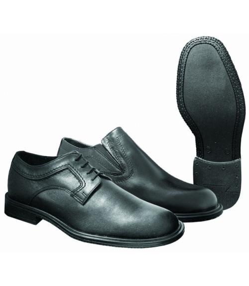 Полуботинки мужские Officer, Фабрика обуви Альпинист, г. Санкт-Петербург