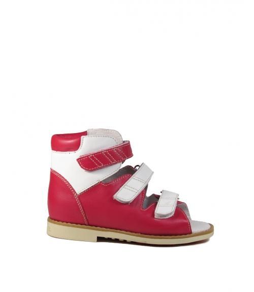 Детские сандалии из натуральной кожи, Фабрика обуви Kumi, г. Симферополь