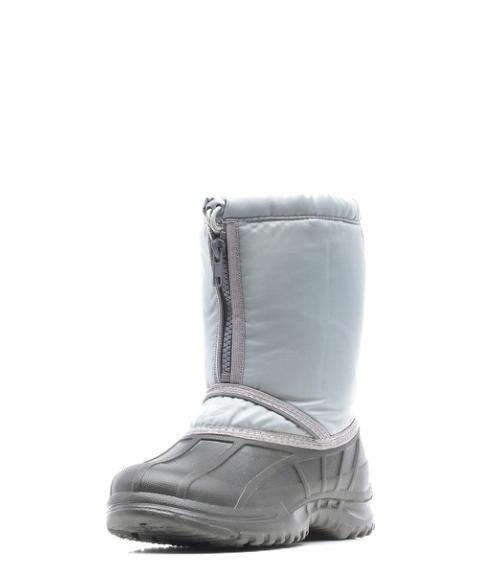 Сапожки детские из ЭВА с текстильным верхом, Фабрика обуви Каури, г. Тверь