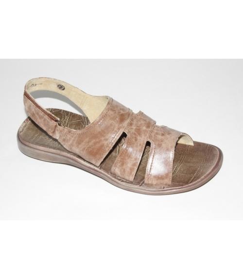 Туфли мужские открытые, Фабрика обуви Саян-Обувь, г. Абакан