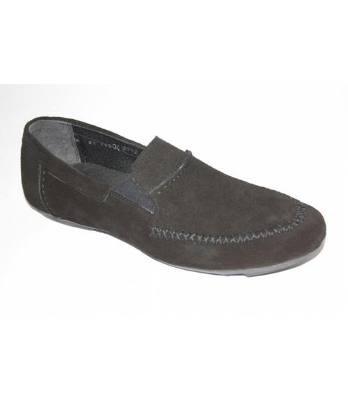 Мужские мокасины, Фабрика обуви Саян-Обувь, г. Абакан