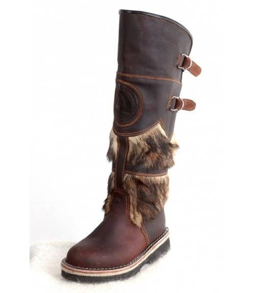 Сапоги Хатанга, Фабрика обуви WolfBoots, г. Улан-Удэ