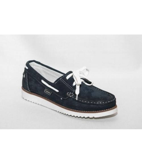 Топсайдеры женские, Фабрика обуви Captor, г. Москва