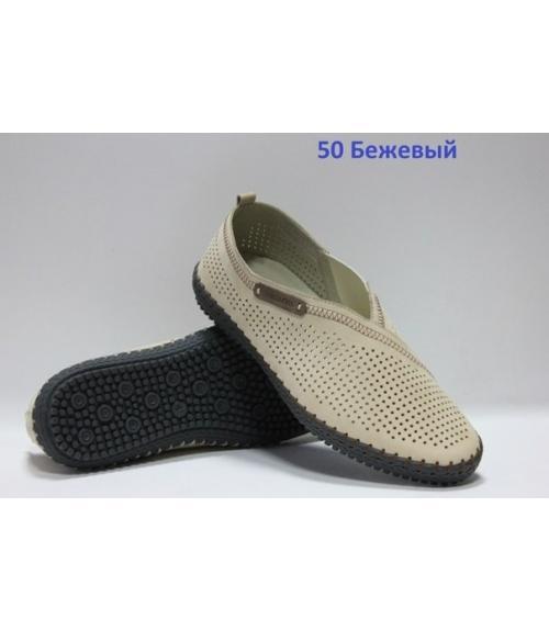 Мокасины мужские, Фабрика обуви ЭЛСА-BIATTI, г. Таганрог