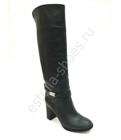 Ботфорты женские, Фабрика обуви Estella shoes, г. Москва