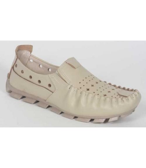 Мокасины женские, Фабрика обуви Sklyar, г. Кисловодск