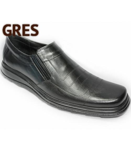 Полуботинки мужские большого размера, Фабрика обуви Gres, г. Махачкала