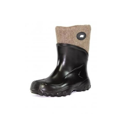 Сапоги мужские войлочные на основе ЭВА, Фабрика обуви Mega group, г. Кисловодск