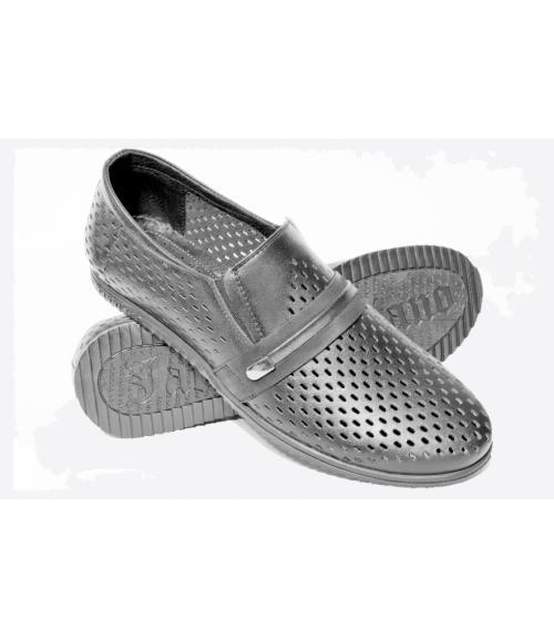 Полуботинки мужские летние, Фабрика обуви Валерия, г. Ростов-на-Дону