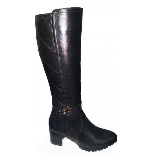 Сапоги женские, Фабрика обуви Люкс, г. Армавир