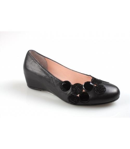 Балетки женские на полную ногу, Фабрика обуви Askalini, г. Москва