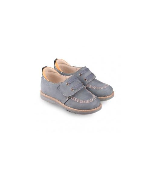 Полуботинки детские профилактические для мальчиков, Фабрика обуви Tapiboo, г. Санкт-Петербург