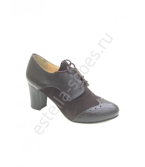 Туфли женские, Фабрика обуви Estella shoes, г. Москва