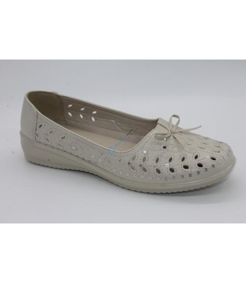 Балетки женские, Фабрика обуви Русский брат, г. Москва