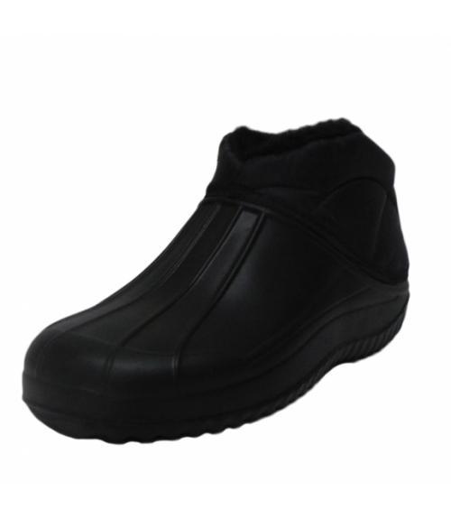 Галоши ЭВА мужские утепленные, Фабрика обуви Оптима, г. Кисловодск