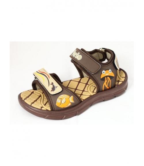 Сандалии детские, Фабрика обуви Forio, г. Москва