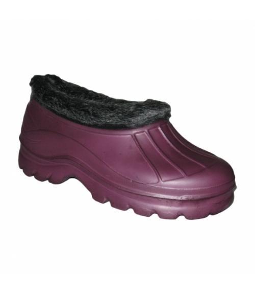 Галоши ЭВА утепленные женские, Фабрика обуви Оптима, г. Кисловодск