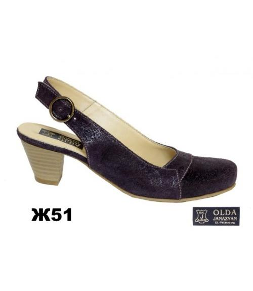 Босоножки женские, Фабрика обуви Olda, г. Санкт-Петербург