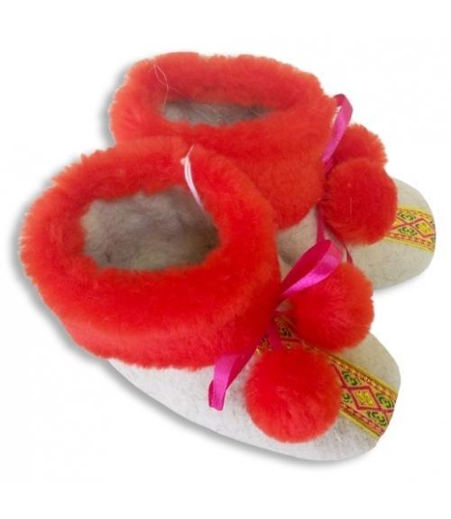 Пинетки детские, Фабрика обуви ВаленкиОпт, г. Чебоксары