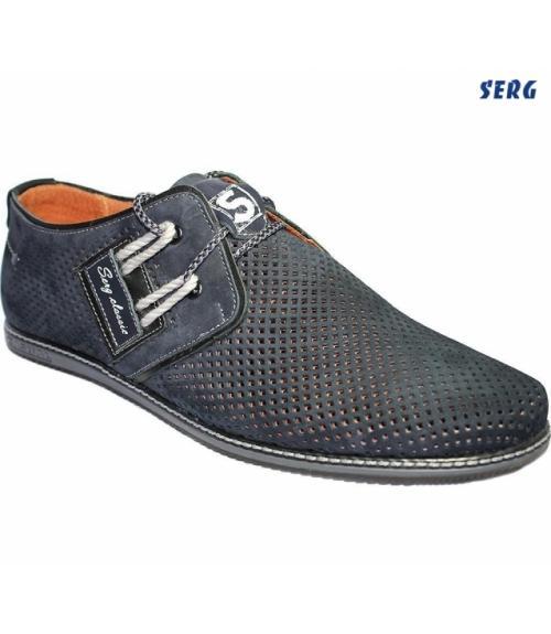 Полуботинки мужские , Фабрика обуви Serg, г. Махачкала