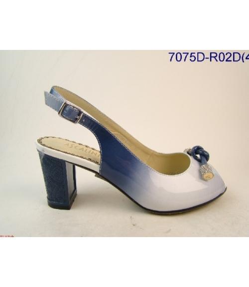 Босоножки женские на полную ногу, Фабрика обуви Askalini, г. Москва