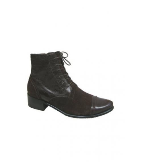 Ботинки женские, Фабрика обуви Aria, г. Санкт-Петербург
