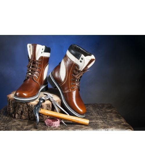 Ботинки Элит, Фабрика обуви ZimoV, г. Уфа
