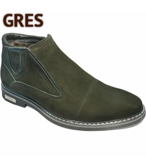 Ботинки мужские , Фабрика обуви Gres, г. Махачкала