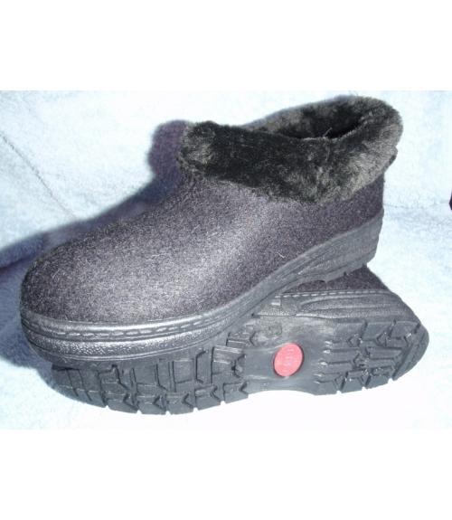 Полуботинки суконные, Фабрика обуви Уют-Эко, г. Пушкино