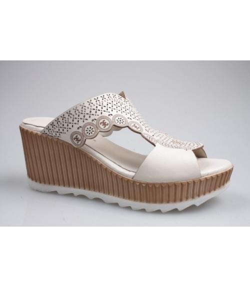 Сабо женские на полную ногу, Фабрика обуви Askalini, г. Москва