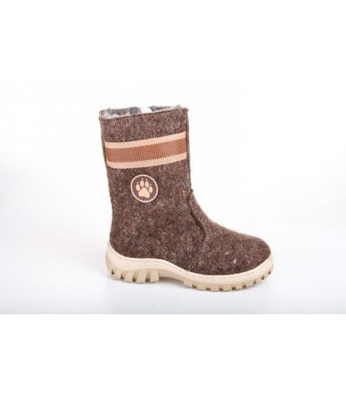 Валенки детские, Фабрика обуви Сандра, г. Давлеканово
