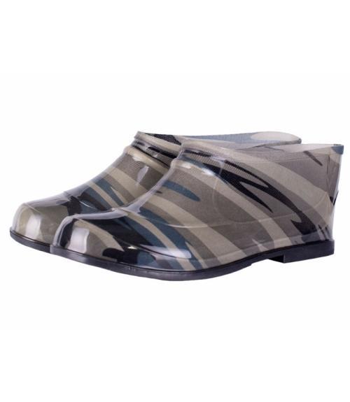 Галоши резиновые мужские, Фабрика обуви Зарина-Юг, г. Краснодар