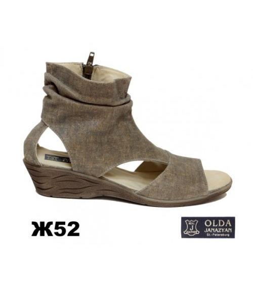 Сандалии женские, Фабрика обуви Olda, г. Санкт-Петербург