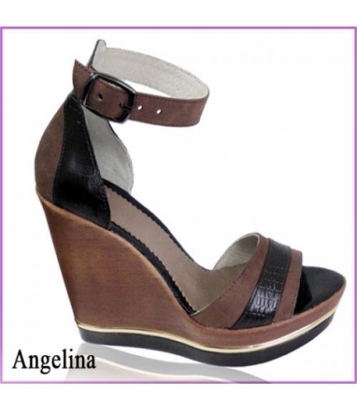 Босоножки женские Angelina, Фабрика обуви TOTOlini, г. Балашов