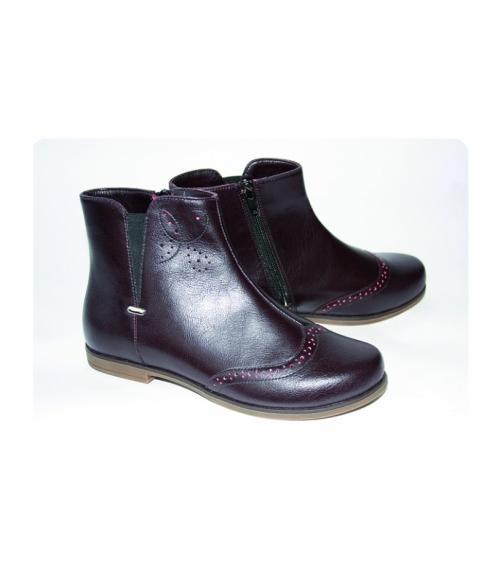 Полусапоги женские, Фабрика обуви Саян-Обувь, г. Абакан