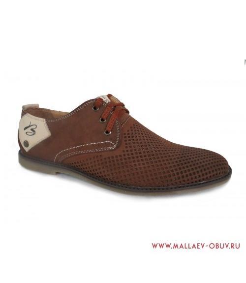 Полуботинки мужские летние ТОНУС , Фабрика обуви Mallaev, г. Махачкала