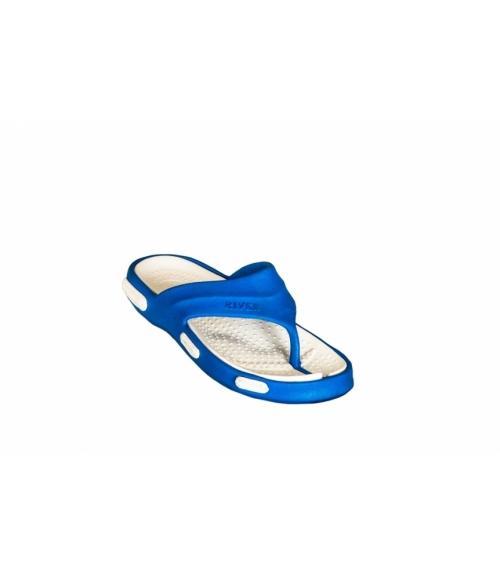 Шлепанцы резиновые подростковые, Фабрика обуви Ривер, г. Санкт-Петербург