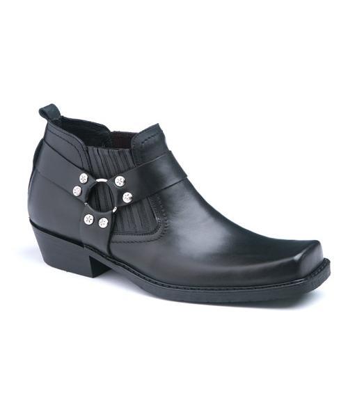 Ботинки мужские Чопер, Фабрика обуви Kazak, г. Санкт-Петербург