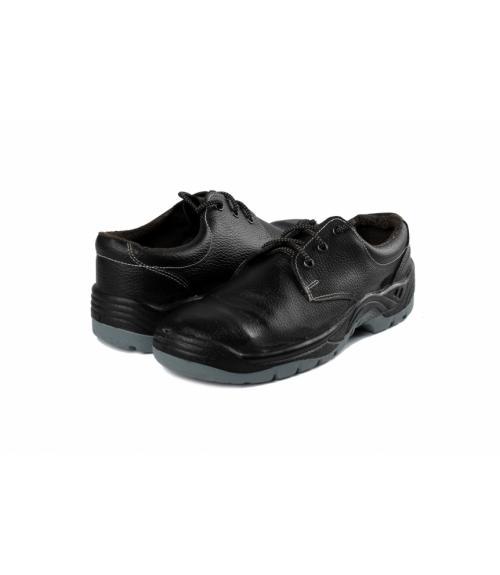 Полуботинки рабочие юфтевые, Фабрика обуви Адаман, г. Москва