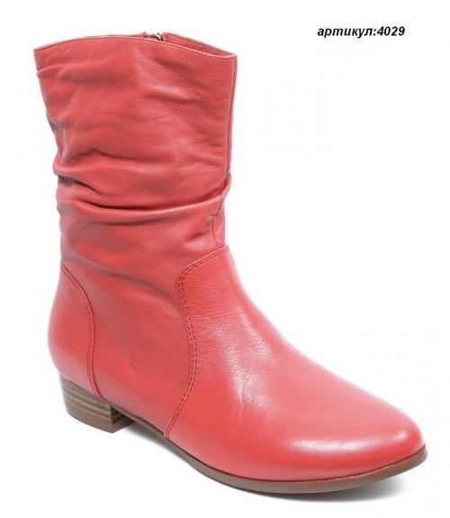 Полусапоги женские, Фабрика обуви Shelly, г. Москва