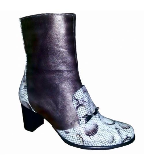 Полусапоги женские, Фабрика обуви Люкс, г. Армавир