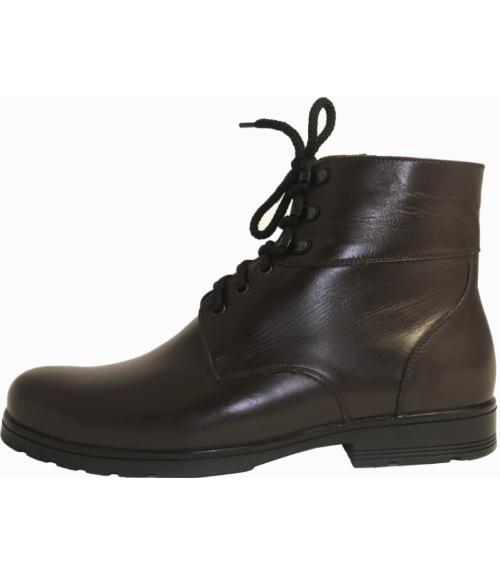 Ботинки мужские ортопедические, Фабрика обуви Фабрика ортопедической обуви, г. Санкт-Петербург