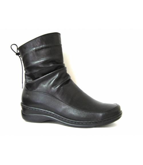 Полусапоги женские, Фабрика обуви Эдгар, г. Санкт-Петербург