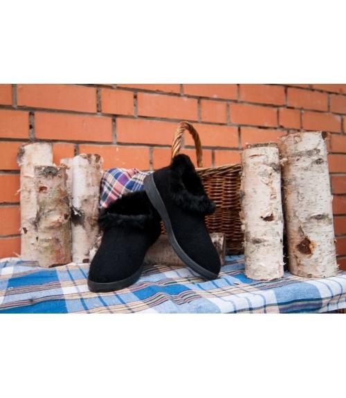 Ботинки суконные женские, Фабрика обуви Мастер центр, г. Ковардицы