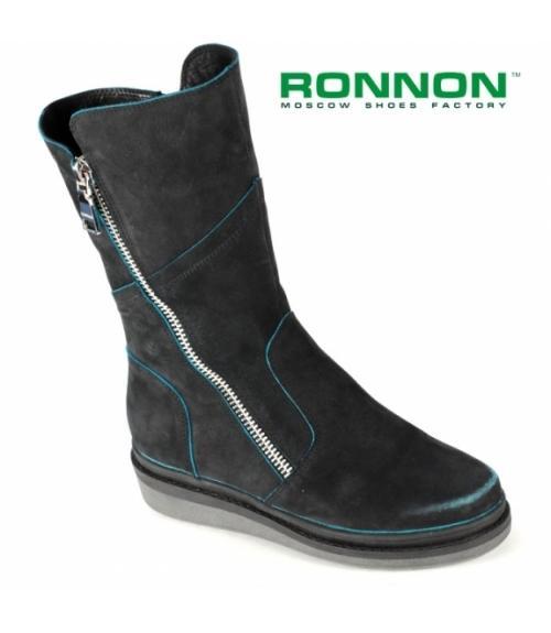 Полусапоги женские, Фабрика обуви Ronnon, г. Москва