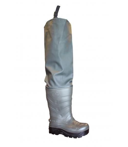 Сапоги мужские болотные из ЭВА, Фабрика обуви Каури, г. Тверь